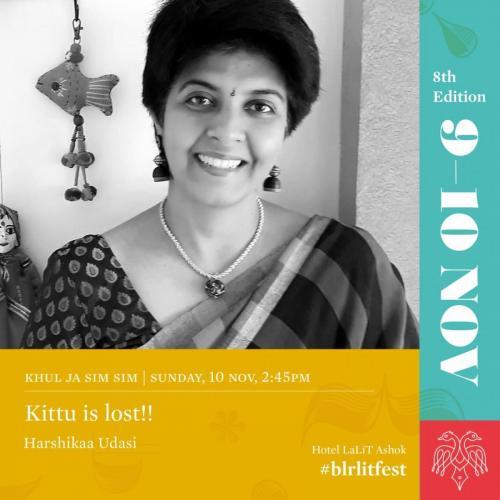 Bangalore LitFest 2019 1.1